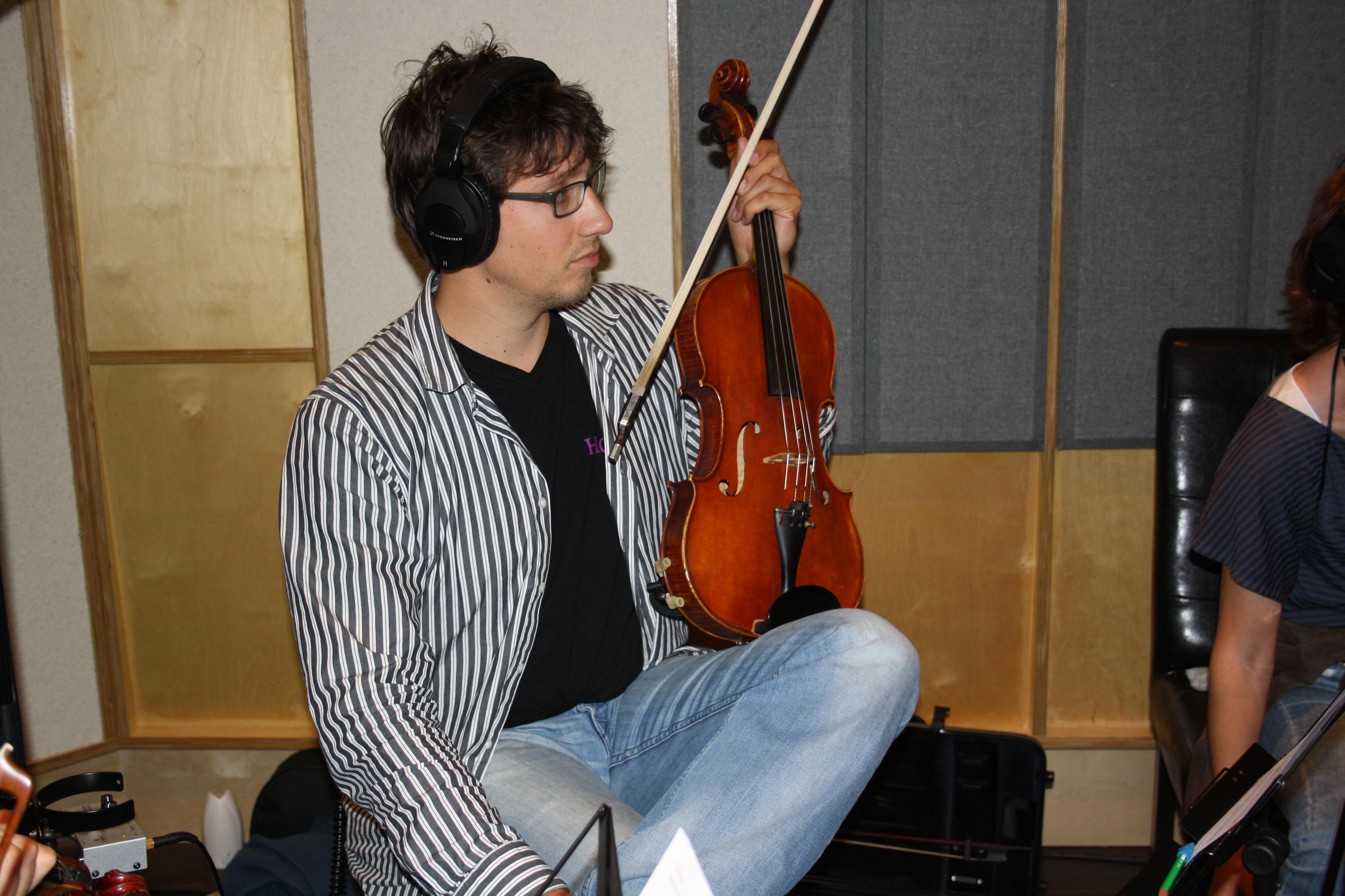 Strijkkwartet o.l.v. Tom Moonen