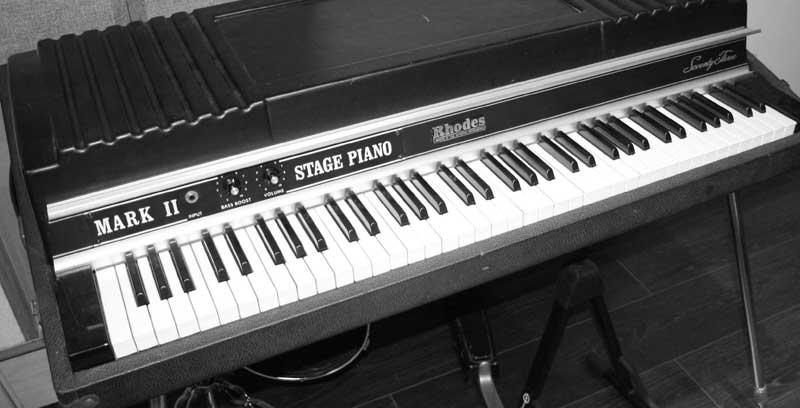 Vintage instrumenten